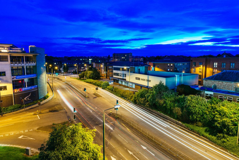 Derby's Inner Ring Road